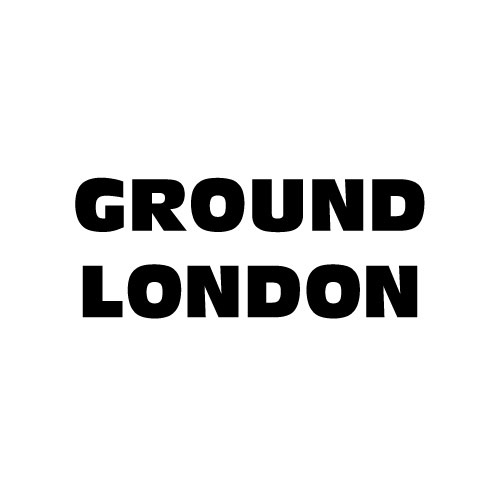 Dingbat #106 GROUND LONDON