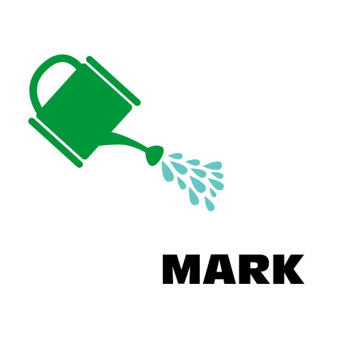 Dingbat #108 (watering can) MARK