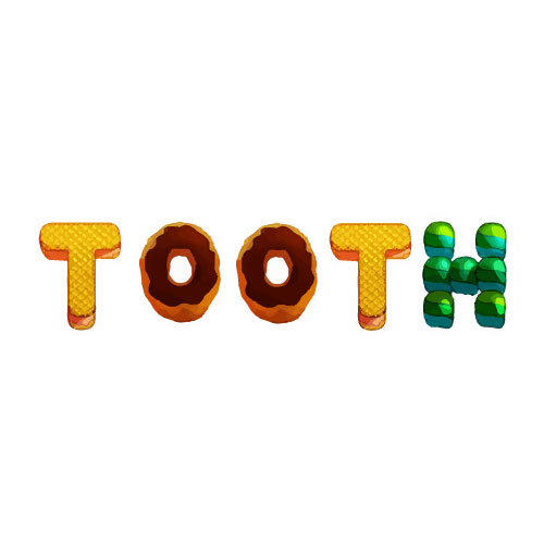 Dingbat #152 TOOTH