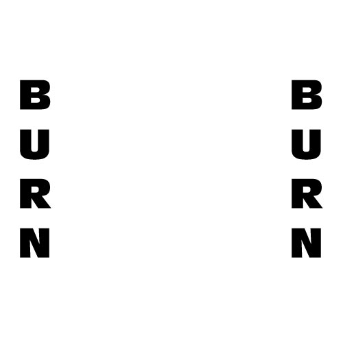 Dingbats Puzzle - Whatzit #254 - BURN BURN