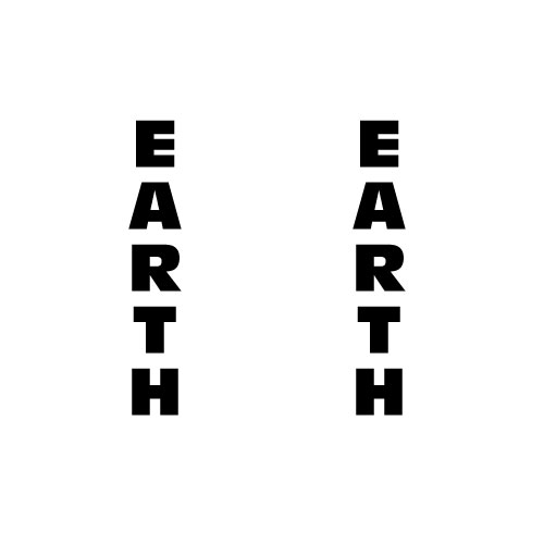 Dingbats Puzzle - Whatzit #276 - EARTH EARTH