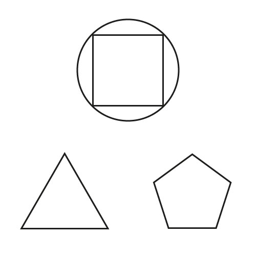 Dingbats Puzzle - Whatzit #360 - [Geometric Shapes]