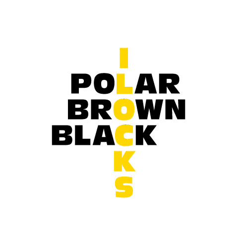 Dingbat Puzzle #367 - Whatzit Rebus - POLAR BROWN BLACK [ILOCKS]