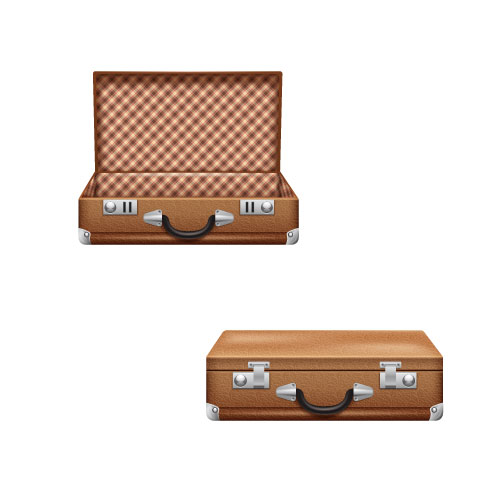 Dingbat Puzzle #390 - Whatzit Rebus - Two suitcases