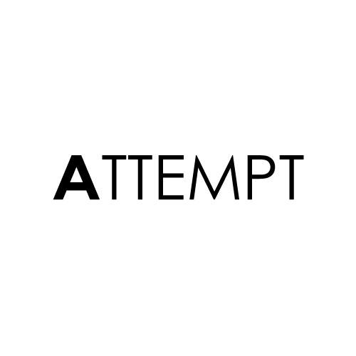 Dingbat #613 ATTEMPT