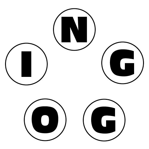 Dingbats Puzzle - Whatzit #636 - (N) (G) (G) (O) (I)