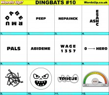 Dingbat Game #10