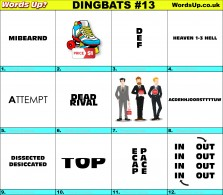 Dingbat Game #13