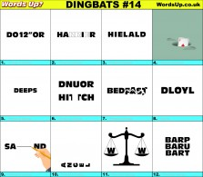 Dingbat Game #14