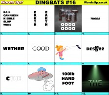Dingbat Game #16