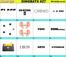 Dingbat Game #27