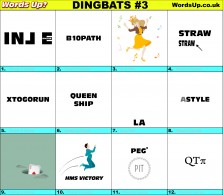 Dingbat Game #3