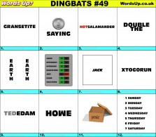 Dingbat Game #49