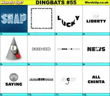 Dingbat Game #55