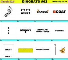 Dingbat Game #62