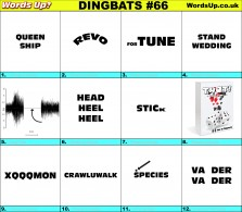 Dingbat Game #66