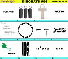Dingbat Game #91